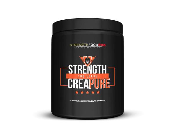 Strength Creapure® Creatine Monohydrat