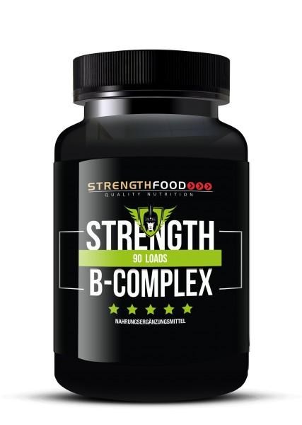 Vitamin B Komplex - hochdosiert