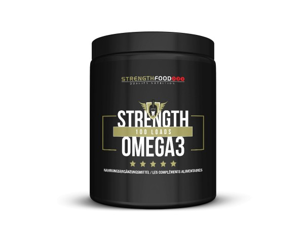 Omega 3 - Fettsäuren