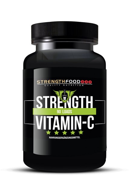 Vitamin C Tabletten hochdosiert