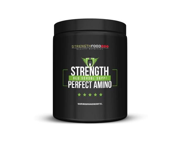 Perfect Amino Kapseln - Kartoffeleiweißhydrolysat-Hühnereieiweiß- Mix