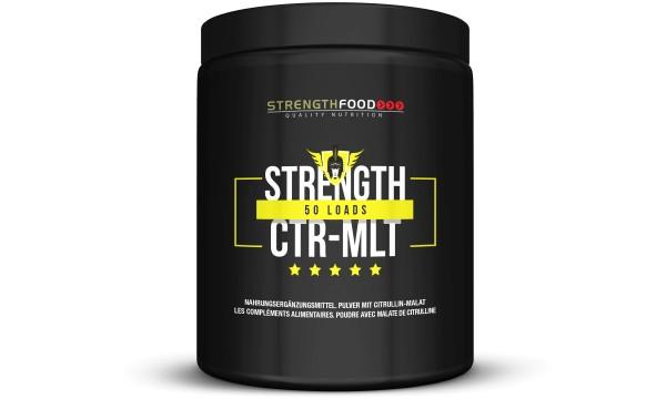 Strenght CTR-MLT 100% Citrulin Malat Pulver 300g
