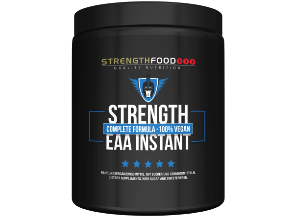 Strength EAA - essentielle Amionäsuren - 25 Portionen - 500g