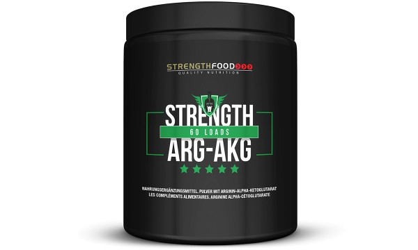 100 Reines Arginin Alpha Ketoglutarat Akg Kaufen Strengthfood
