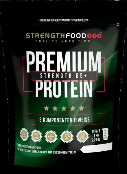 Premium Protein 85+ - 3 Komponenten Eiweiss