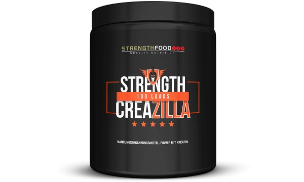 Wasserfreies Creatin Kreatin - CreaZilla