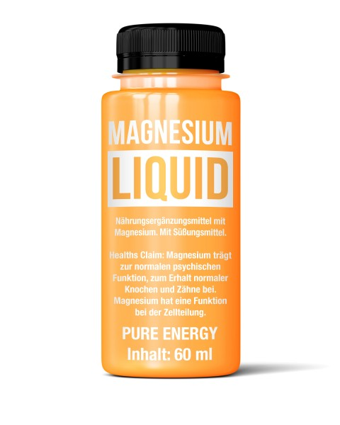 Magnesium Shot Liquid - 1 x 60ml