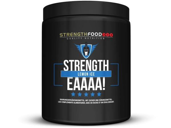 Strength EAA - essentielle Amionäsuren - 25 Portionen - 500g